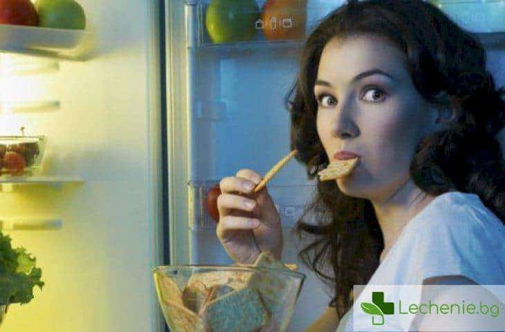 Каква е причината за огромния апетит по време на менструация