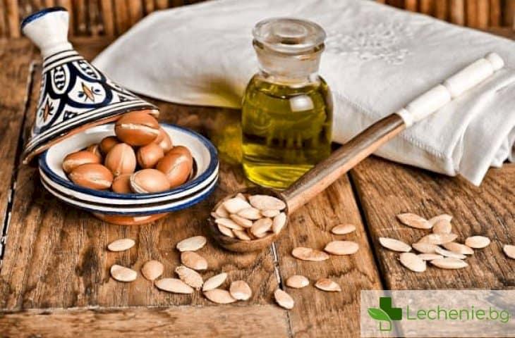 Арганово масло - ето защо е страшно полезно