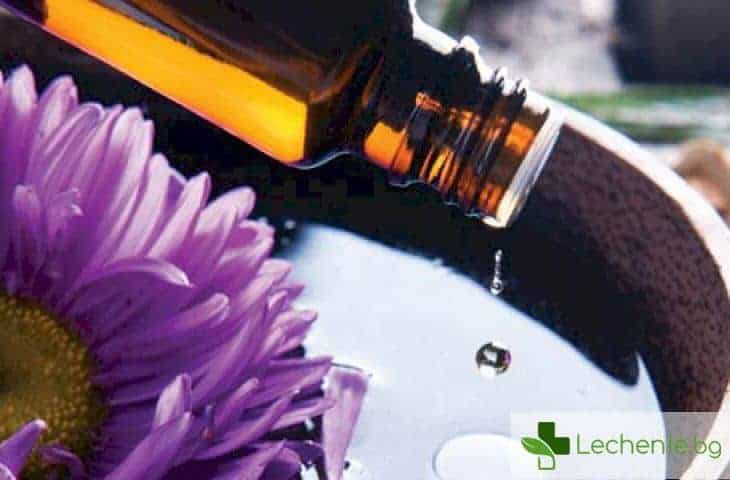 Ароматерапия при грип и настинка