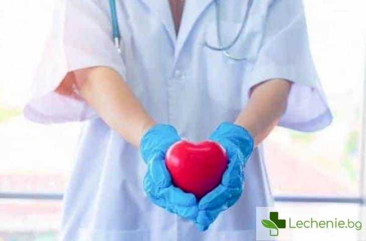Операции на коронарните артерии и камерите на сърцето