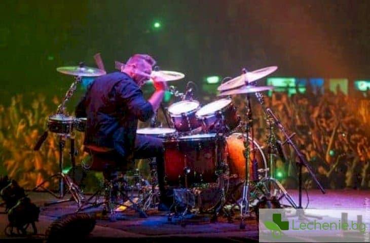 Защо само барабанистите имат здрави нерви и висок интелект