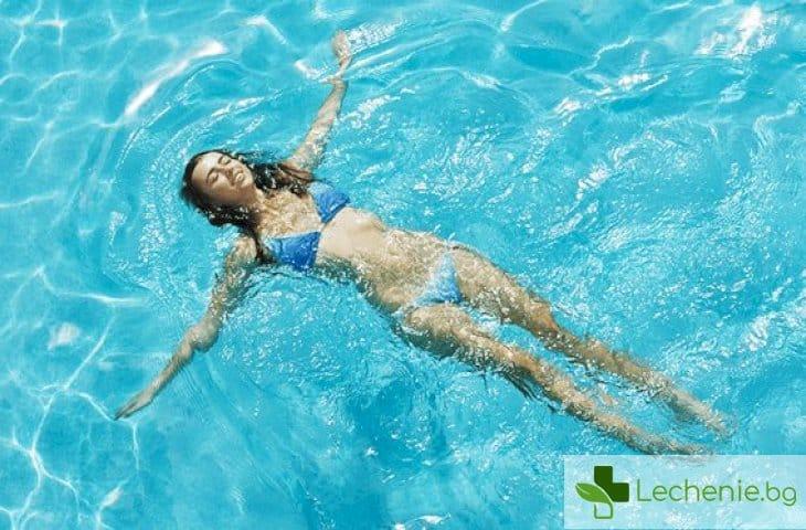 Ето как да плувате правилно в басейна, за да отслабнете