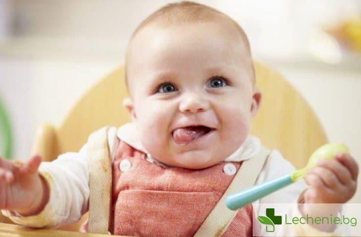 Регургитация при бебета - норма или патология