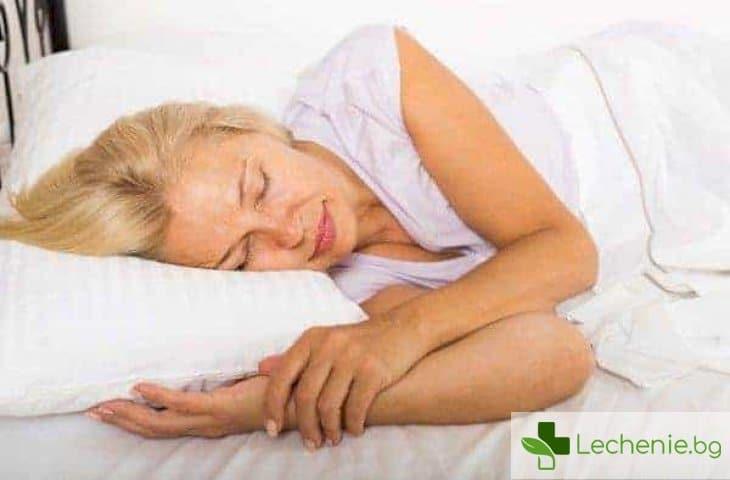 Безсъние при жени над 40 - причини и как да се преборим