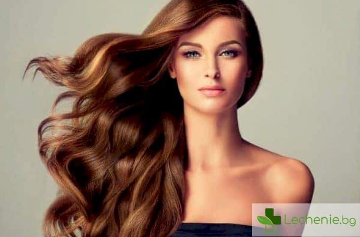 Безопасно боядисване - растителна боя за коса