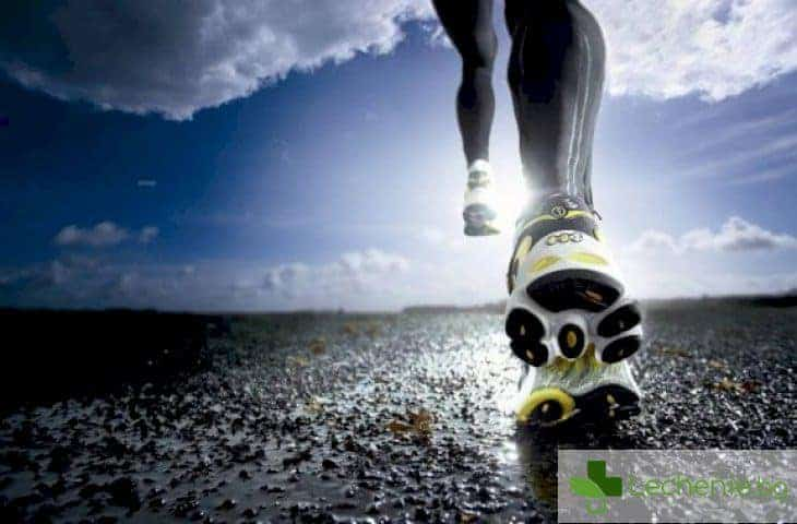Какво се случва с тялото ви по време на бягане