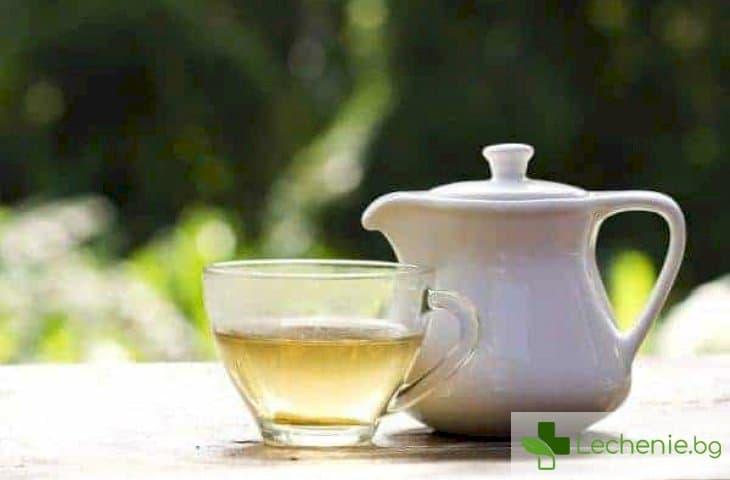Бял чай - непозната напитка с топ 7 невероятно полезни за здравето свойства