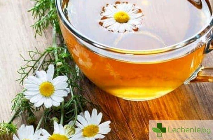 Чаят от лайка удължава живота на жените