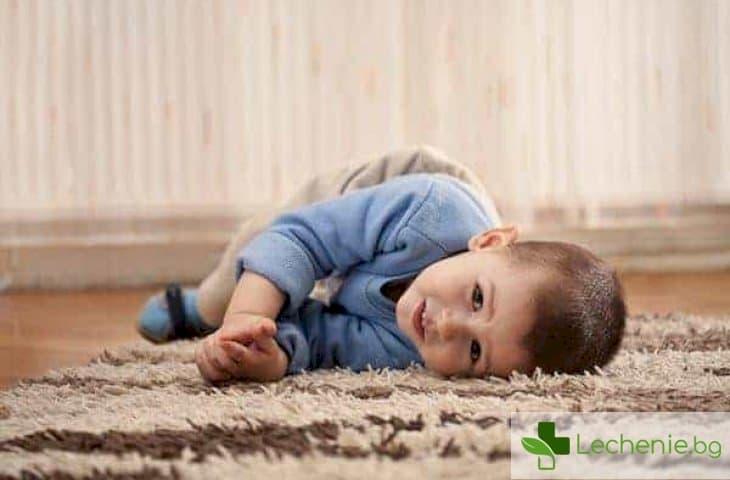 Защо идеалната чистота у дома е опасна за здравето на детето
