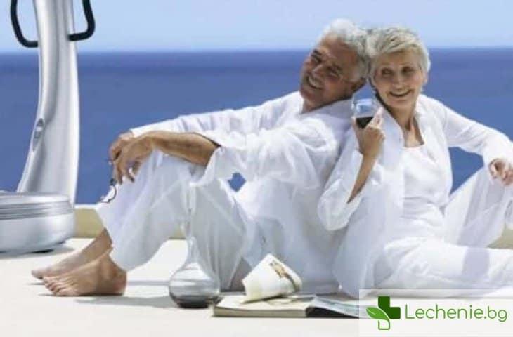 Възпалението, а не дължината на теломерите, ни помага да живеем по-дълго