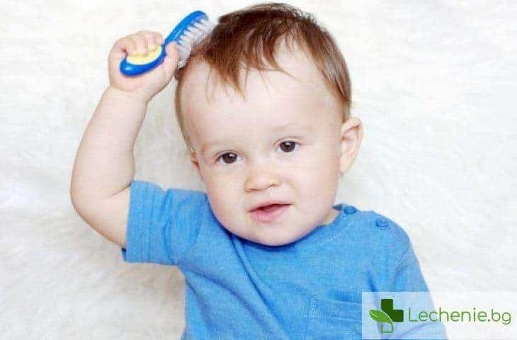 Защо понякога и косата на децата оредява?