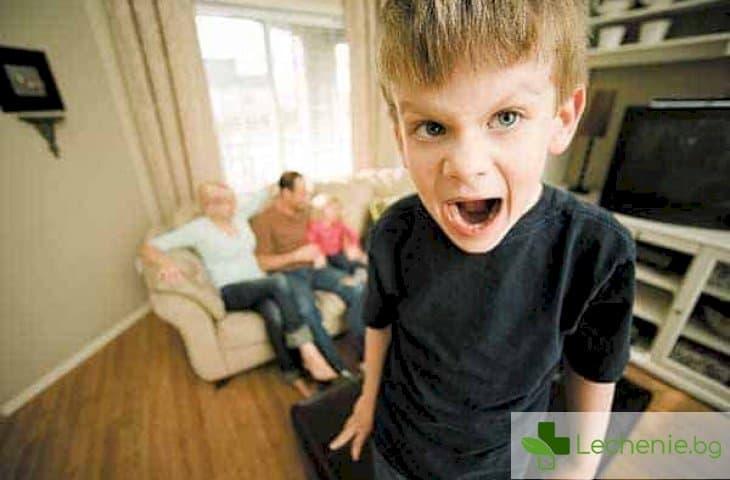 Лошото детско поведение - признак на нарушен баланс на чревната микрофлора