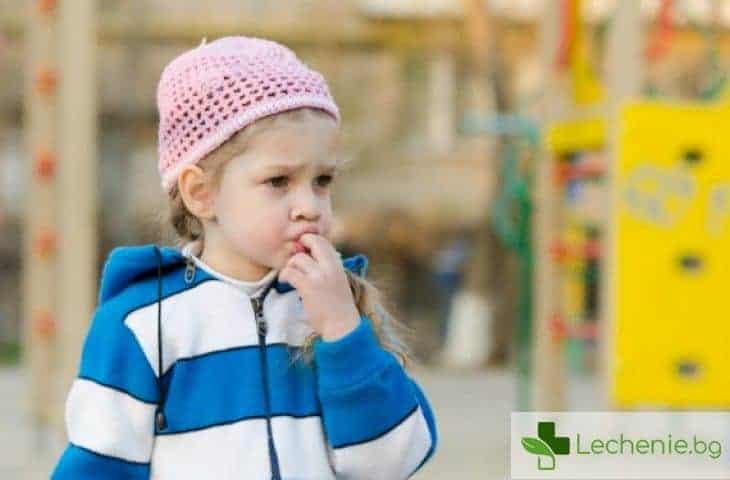 5 странни детски навика - какво всъщност означават