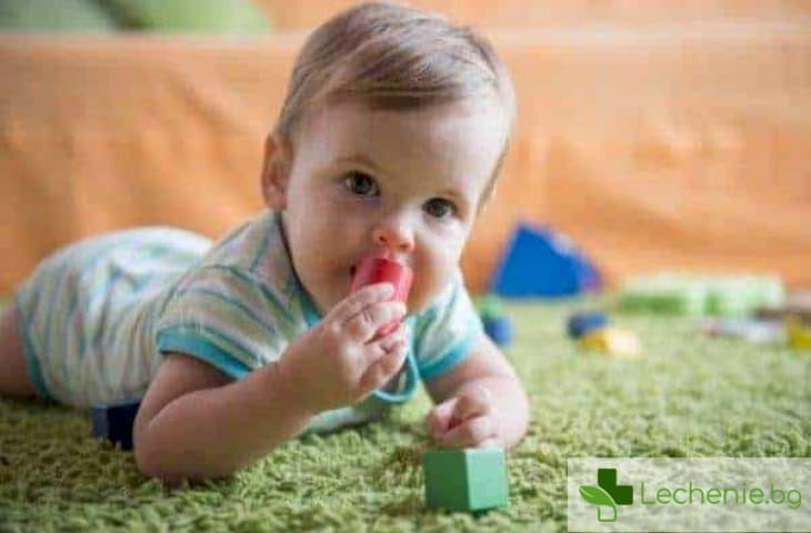 Опасно поглъщане - какво детето НЕ трябва категорично да слага в устата