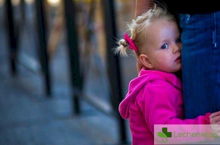 Топ 5 съвета за родителите на много срамежливи деца