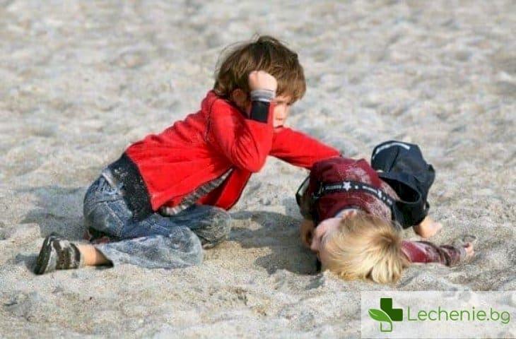 Боен дух - как да разрешите детския конфликт, ако се стигне до юмруци