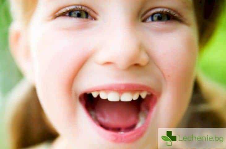 Бисфенол А в опаковките на храните необратимо разваля постоянните детски зъби