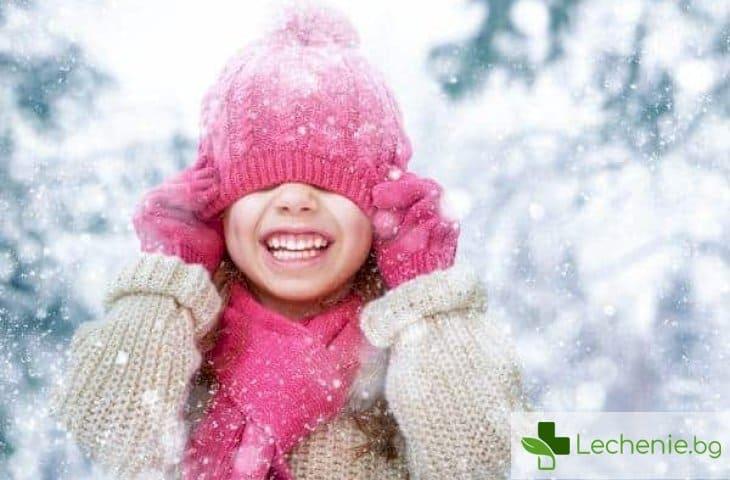 Защо студът е вреден за детските зъби и как да защитим емайла