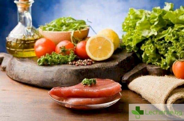 Средиземноморската диета пази и от рак на устната кухина