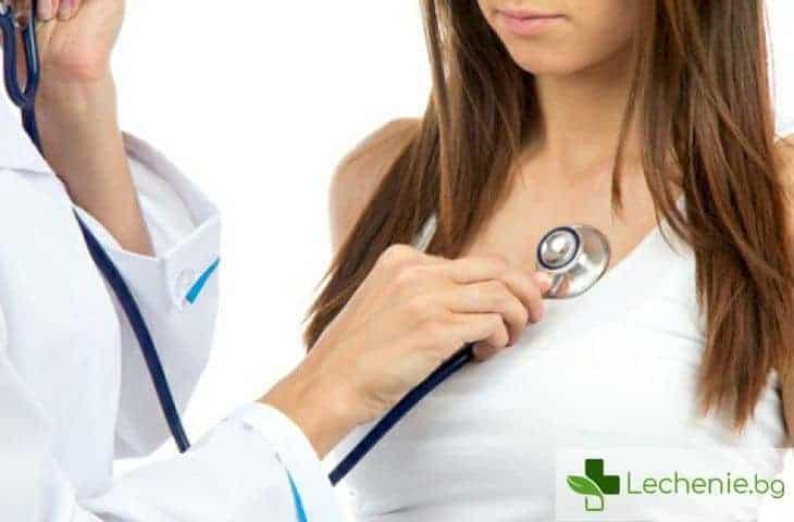Свистене при дишане - алергия или бронхит