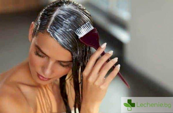 Домашно боядисване на косата - тайни и здравни съвети