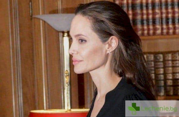 Стройна или болна? Защо Анджелина Джоли отслабна до 35 килограма
