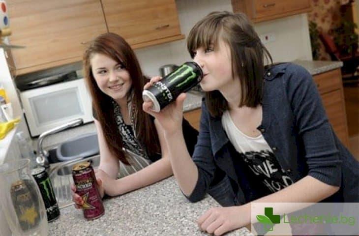 Детето употребява енергийни напитки - опасно ли е това