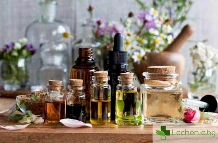 Как действат етеричните масла на кожата - против бръчки, петна, акне