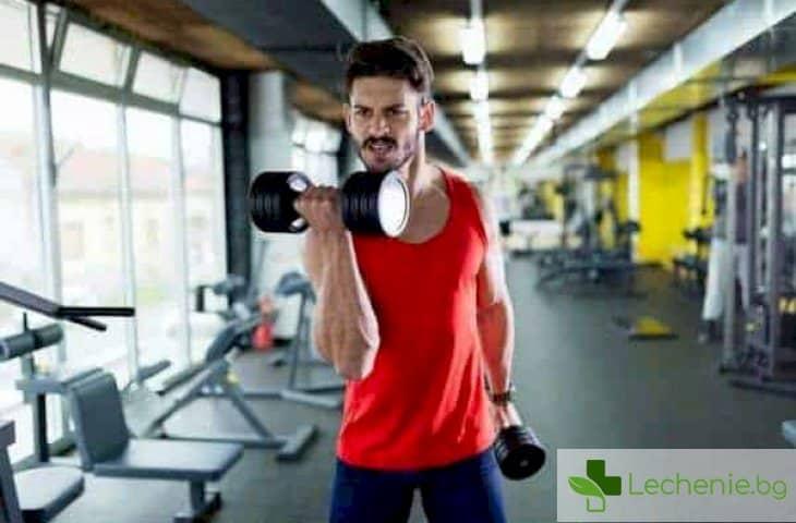 Начинаещ във фитнеса - упражнения и хранене