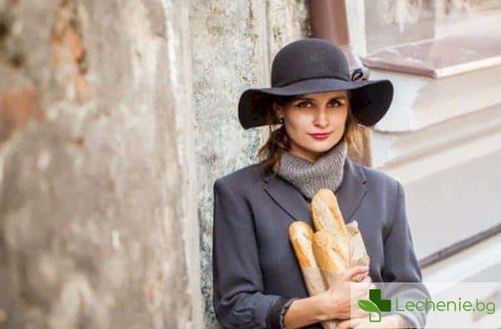 Моминска стройност - защо французойките никога не надебеляват