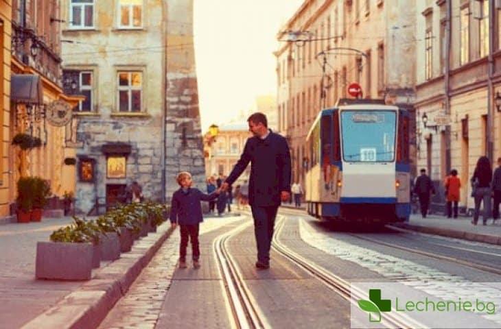 Ето как градският шум вреди на развитието на децата
