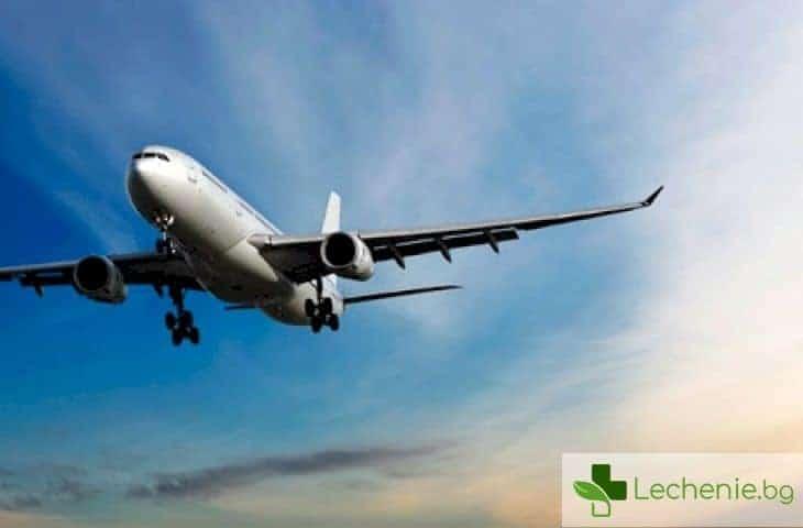 Изобилстват ли микробите и фекалните бактерии в самолетите на нискотарифните компании?