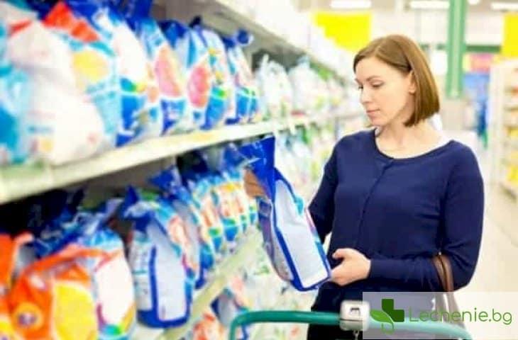 Отровна чистота - как битовата химия ви лишава от зрение и удря бъбреците