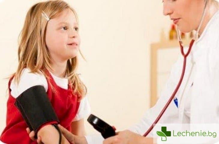 Хипертония при деца - ето каква е скритата причина