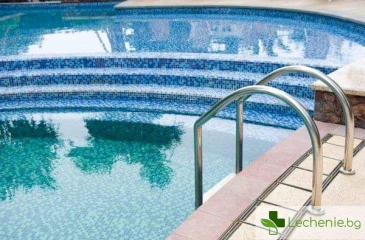 Хлорна вар в питейната вода и в басейна - повече полезна или вредна