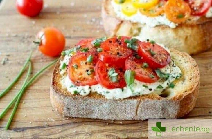 Как правилно да ядете хляб, за да не качвате килограми