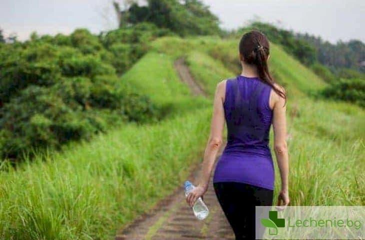 Ходене за отслабване - полза и правила