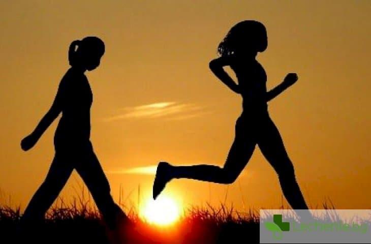 10 причини да се разхождаме ежедневно