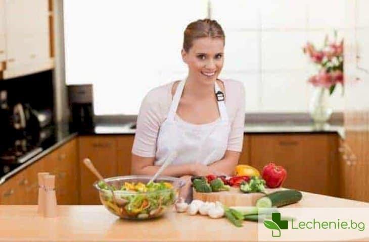 Лоши навици в кухнята - топ 5 грешки при приготвяне на храна