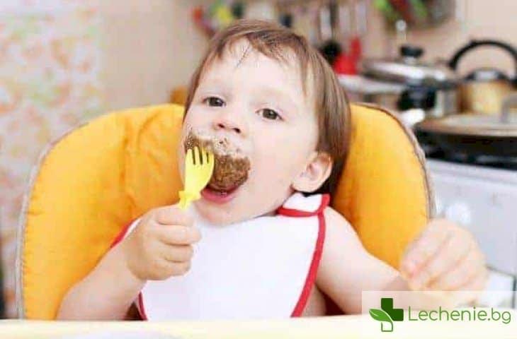 Полуфабрикати в храненето на детето - защо са опасни