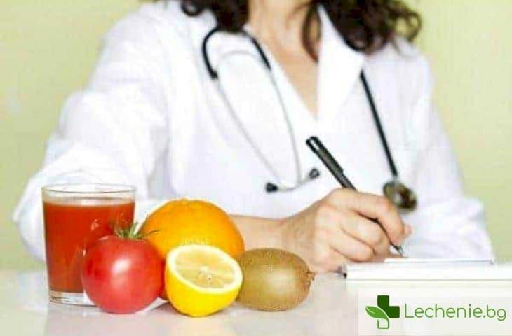 Защо храненето е толкова важно при хемороиди