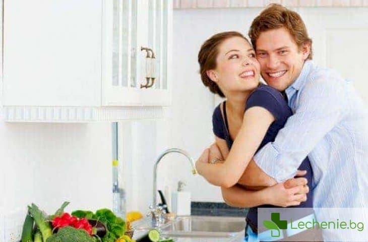 Как да храните мъжа си правилно, за да отслабне и да влезе във форма