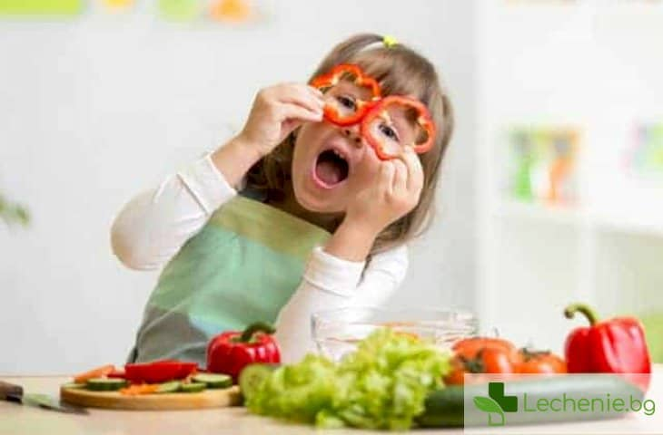 Вкусна психология - как хранителните навици влияят на характера на детето