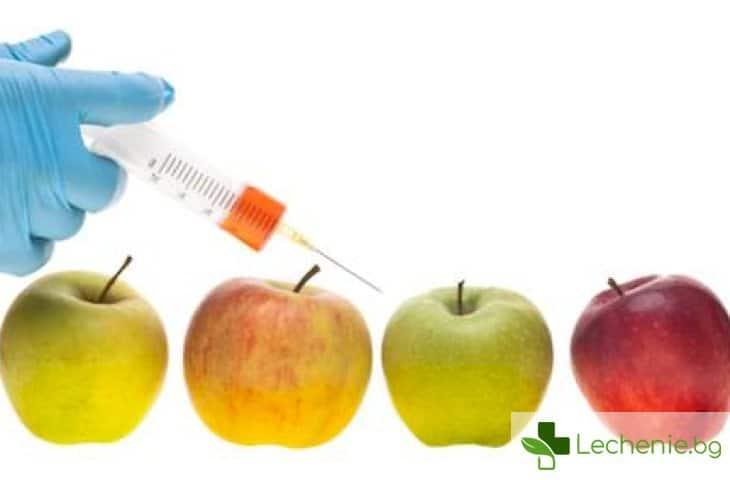 Топ 3 на най-разпространените ГМО храни в България