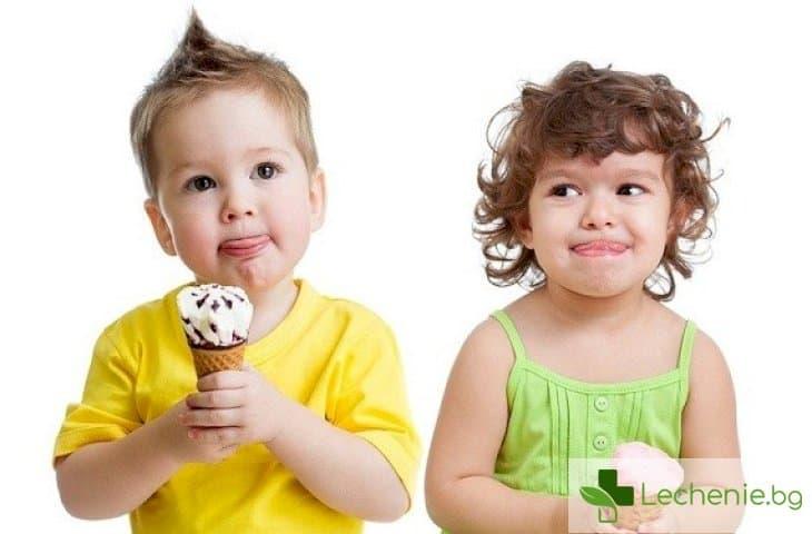 9 храни, опасни за деца до 3 години