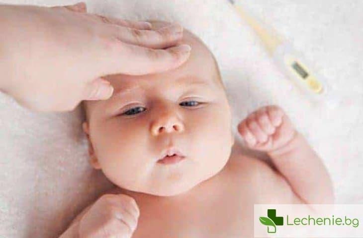Хрема при никнене на млечни зъби - норма или патология