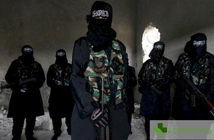 Как терористите на Ислямска държава/Даеш вербуват жени в социалните мрежи