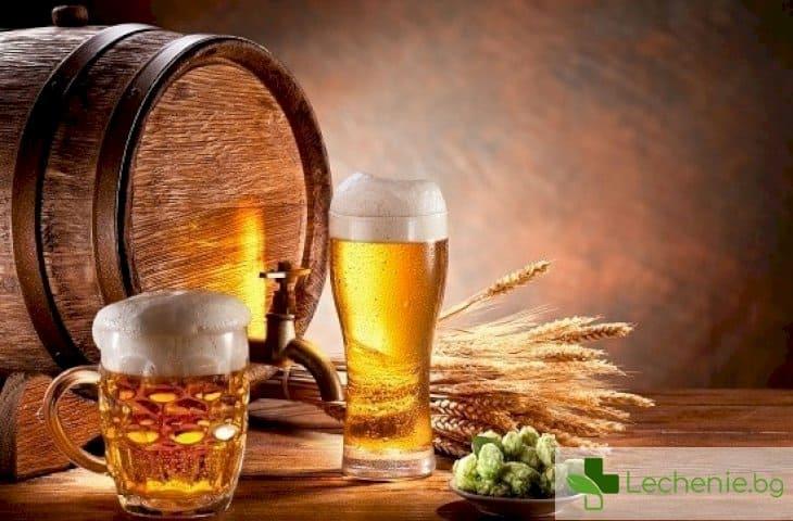 Играта на билярд и пиенето на бира - най-добрият начин за справяне със стареенето