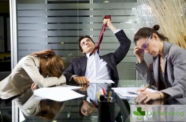 Защо твърде продължителният работен ден е свързан с повишен риск от инсулт