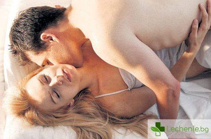 Сексът на първа среща - най-ефективното начало на трайната връзка